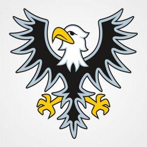 Grafik Symbol Adler