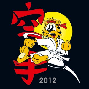 Karate-Tiger 2012