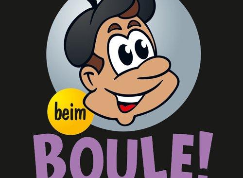 Bleib Cool beim Boule