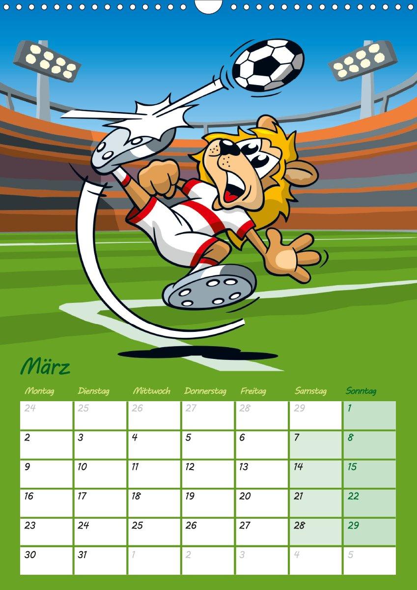 Kalender Tierisch sportlich! 2020