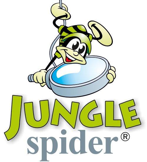 Maskottchen Jungle Spider