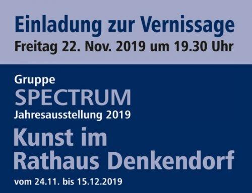 Spectrum Ausstellung 2019
